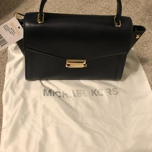 Michael Kors brand new medium satchel